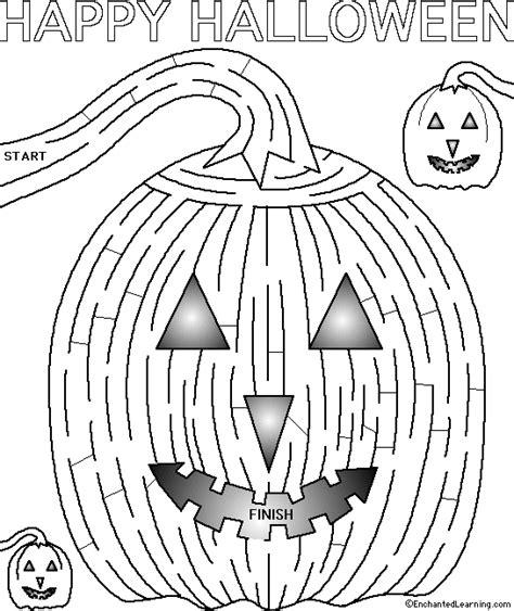 printable halloween maze difficult 6 halloween maze easy