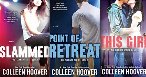point of retreat a novel slammed this by colleen hoover slammed series slammed