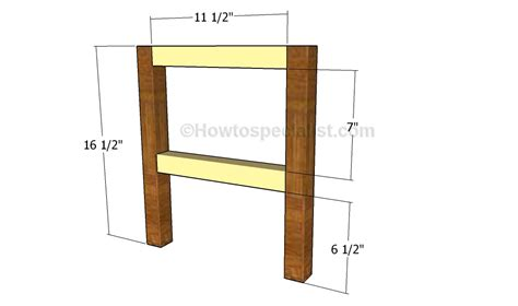 how to build a rustic kitchen table how to build a rustic kitchen table howtospecialist