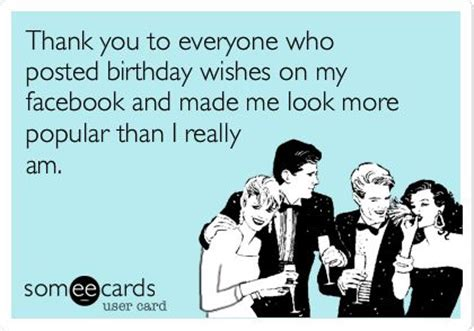 how to say thank you for birthday wishes on facebook