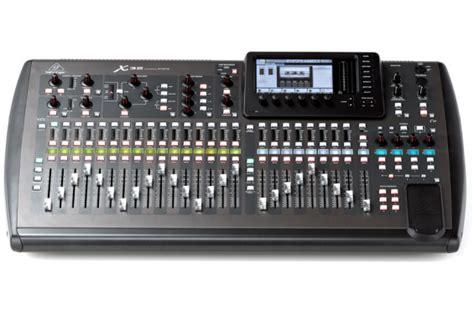 Table De Mixage Enregistreur by Behringer Table De Mixage Num 233 Rique X32 16 32