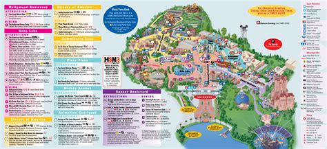 disney world parks map world map 07