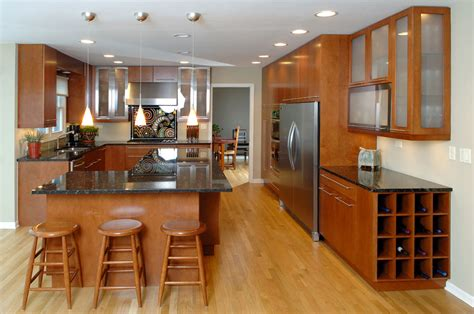 kitchen cabinets cherry finish custom cherry finish kitchen cabinets railing stairs and