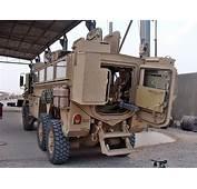 RG33L RG 33L 6x6 MMPV Medium Mine Protected Wheeled