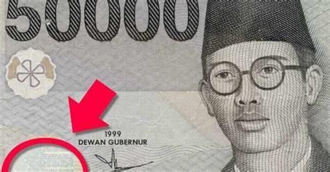 Uang Lama 50 000 rahasia di balik uang 50 000 lama