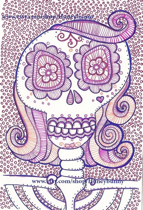 doodle skull meaning 4643 best images about skulls on