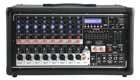 Mixer Audio Pvi peavey pvi 8500 powered mixer land bel air md