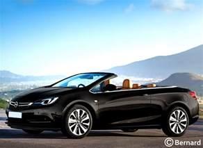 Opel Cascada Bernard Car Design 2017 Opel Cascada Facelift