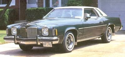 the 1974 1975 pontiac grand prix howstuffworks