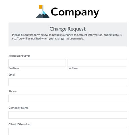 Employee Change Form Move Add Change Form Move Add Change Mac Information Technology Washington Move Add Change Form Template