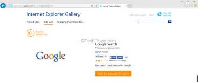 Fix can t add google as search provider in internet explorer 11