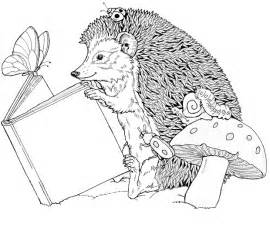 hedgehog coloring pages hedgehog coloring pages coloringpages1001