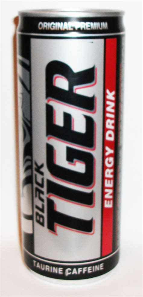 energy drink that tastes like bull black tiger fizzy up