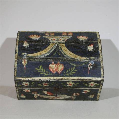 Wedding Box At by 18th Century Folk Weddingbox From Normandy With