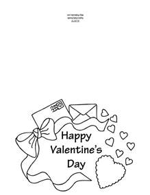 coloring pages for valentines cards card coloring pages gt gt disney coloring pages