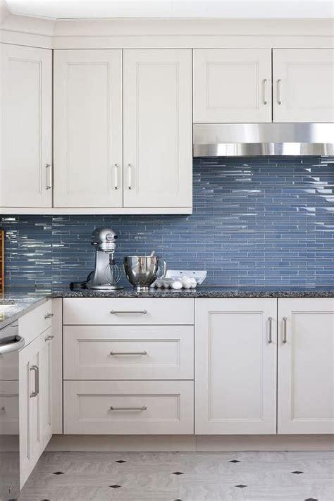 white kitchen cabinets blue glass backsplash design ideas 2065 best kitchen backsplash countertops images on pinterest