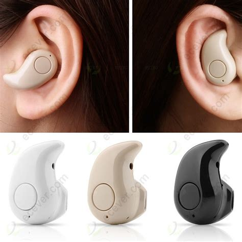 Handfree Bluetoth S530 concealed wireless bluetooth mini earphone headset with mic free