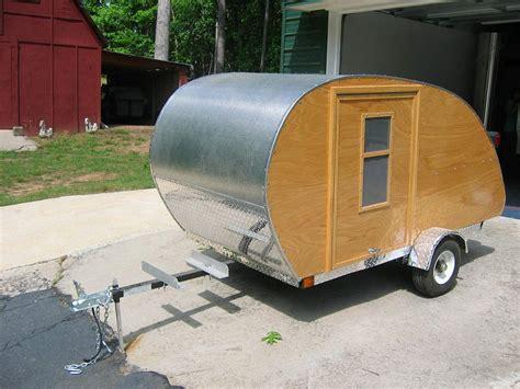 teardrop cer trailer plans