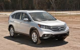 Honda Crv Horsepower 2013 2013 Honda Cr V Reviews And Rating Motor Trend