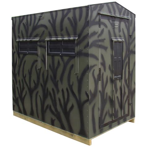 Shadow Blind Kit shadow insulated bow and gun blind kit 4