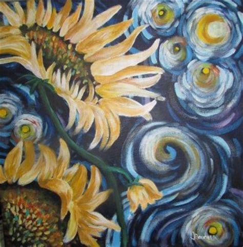 van gogh sunflower tattoo 1000 ideas about gogh on