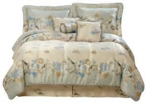 seashell comforters seashell bedding sets