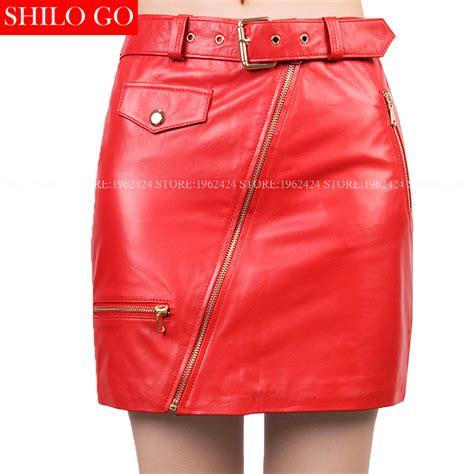 cheap leather skirts dress ala