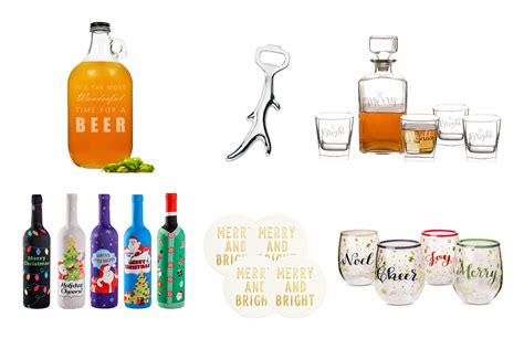 christmas barware holiday inspired barware and entertaining pieces most wanted