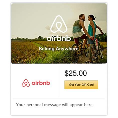 Gift Cards Email Delivery - airbnb bikes gift cards e mail delivery online shopping rocks