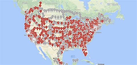 tesla supercharger stations map tesla updates supercharger network with new upcoming