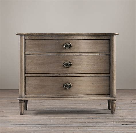Restoration Hardware Nightstands by Empire Rosette 38 Quot Closed Nightstand