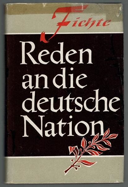 reden an die deutsche nation classic reprint german edition books reden an die deutsche nation philosophische gesellschaft