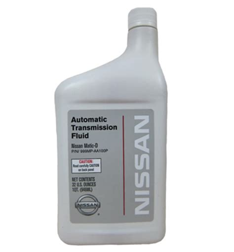 genuine nissan matic d atf