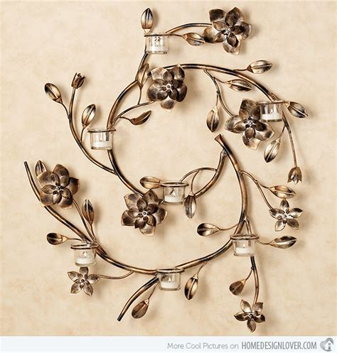 Wall Sconce Candle Holder 15 Timeless Wall Sconce Candle Holders Home Design Lover