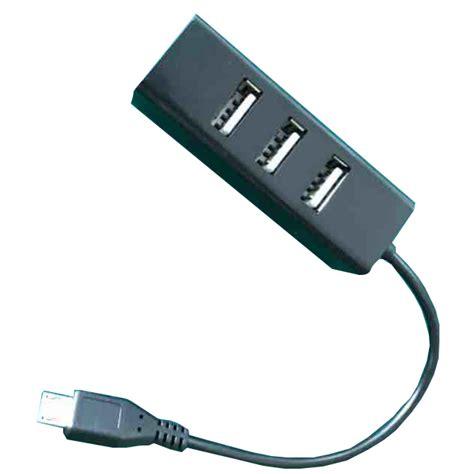 Jual Usb Hub 2 Port jual micro usb otg 2 0 usb hub 4 port 480mbps