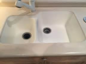 corian kitchen sinks corian integrated sink countertops pros cons