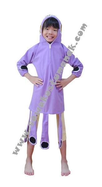 Kostum Anak Bunga Ungu 3d kostum gurita kostum binatang gurita sewa kostum animal di jakarta dan seluruh indonesia