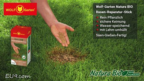wolf garten rasensamen wolf garten natura bio rasen sticks rs r 15 s 228 en gie 223 en