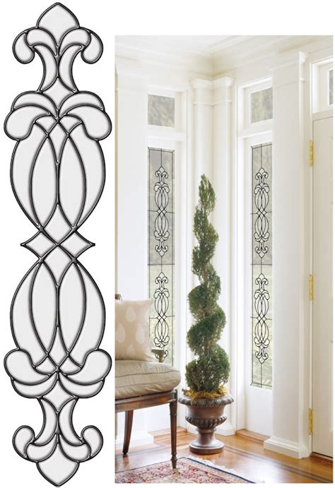 sticker for glass wall hanover clear stained glass wall sticker