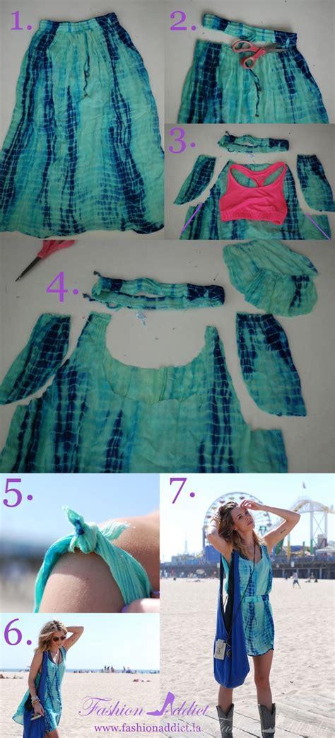 diy clothes this year s coachella fashion the no sew slip dress