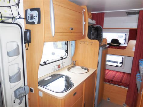 Panneau Solaire Prix 1256 by Challenger G 233 N 233 Sis 49 2007 Cing Car Capucine Occasion