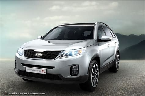 auto air conditioning repair 2012 kia sorento navigation system 2014 kia sorento receives its video debut in south korea plus first interior shots carscoops
