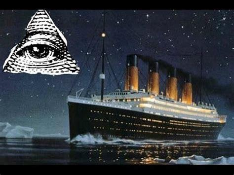 wann ist die titanic gesunken wie die titanic wirklich untergegangen ist illuminaten