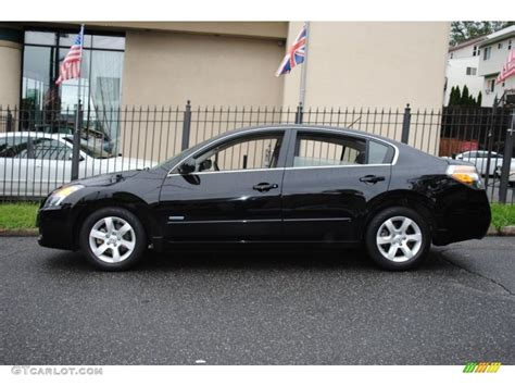 Image Gallery 2007 Altima Black