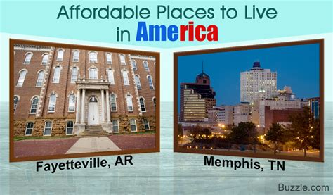 cheapest places to live in the us cheapest places to live in america to make your stay