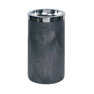 decorative outdoor ashtrays for home rubbermaid commercial products 1 gal black smoking urn
