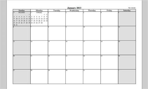 blank calendar template powerpoint microsoft powerpoint editable blank calendar calendar