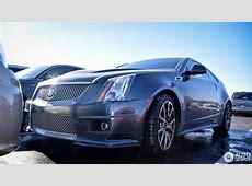 Cadillac CTS-V Coupé - 2 February 2017 - Autogespot Hennessey Ok