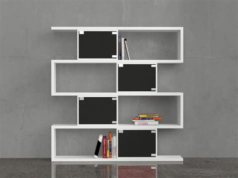 Bookshelf Black And White Black 2 Shelf Cubby Bookshelf And Storage Bookcase Book