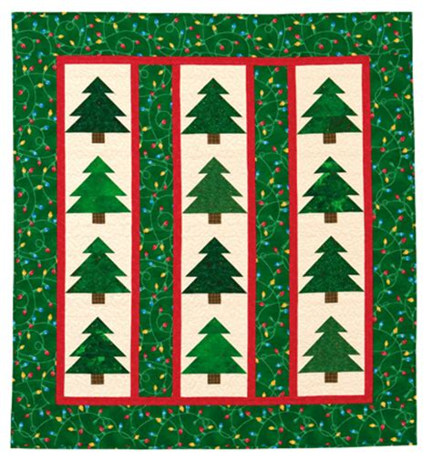 o christmas tree quilt pattern martingale o christmas tree quilt epattern